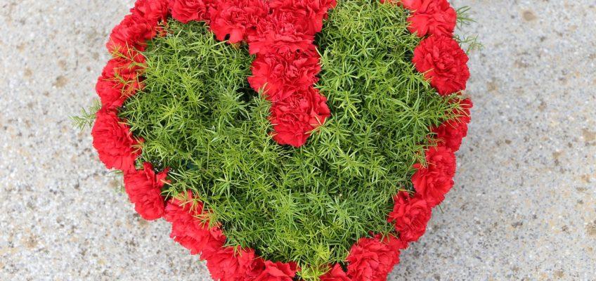 Flores para tu despedida allá donde estés