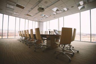 El espacio como base de operaciones de la empresa