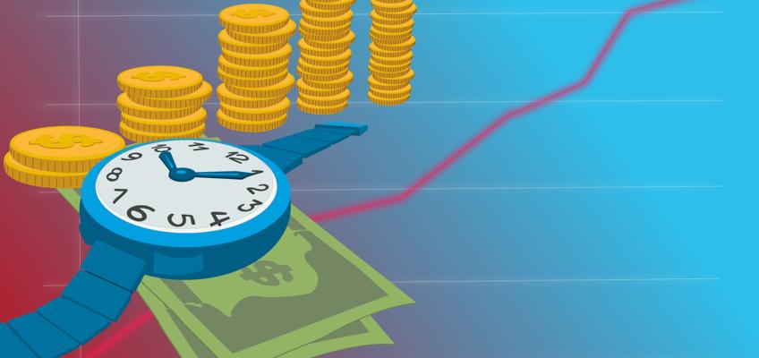 Cómo el tiempo influye en las finanzas