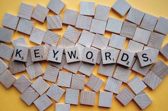 Consideraciones sobre el uso de keywords